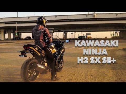 Xxx Mp4 Спорт Турист с Наддувом Kawasaki Ninja H2 SX SE Обзор и Тест 3gp Sex