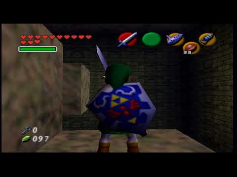 Ocarina of Time  Master Quest Only   Forest Temple   Part 12