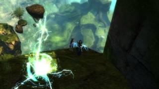 Kehraea   14 Hidden Garden   Leaping to her death!