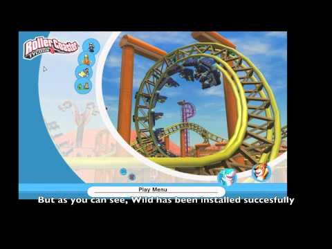 Install Roller Coaster Tycoon 3 Wild! on a Mac