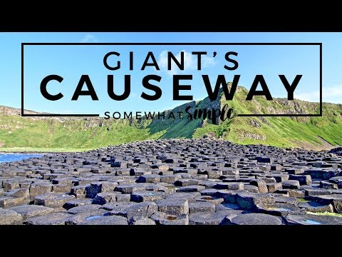 Giants Causeway In Northern Ireland Virtual Tour