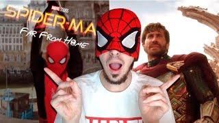 Download VIENDO EL TRAILER SPIDERMAN FAR FROM HOME Video