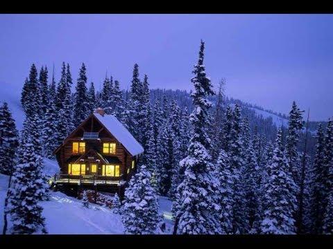 Minecraft Snow Cabin Survival- Meat slap #1
