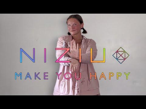 NiziU - Make You Happy Dance Cover