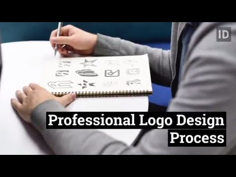 Professional Logo Design Process – 10 Steps for Branding Clients