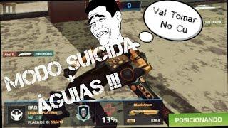 MC5 } NUBANDO DE BSW , + ÁGUIAS MODO SUICIDA !!