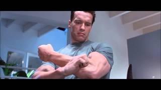 Terminator 2 - Arm cutting scene (HD)