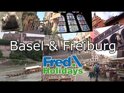 Fred.\ Friday | Basel and Freiburg