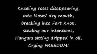 System Of A Down BYOB Lyrics