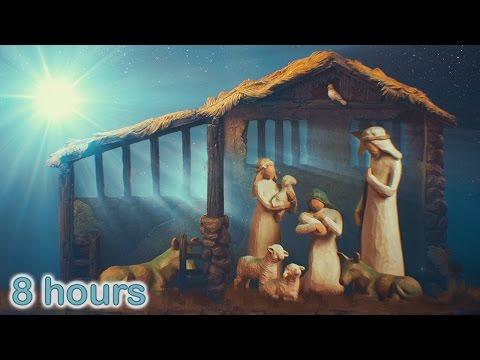 8 hours christmas music christmas music instrumental harp nativity christmas carols - 12 Days Of Christmas Instrumental