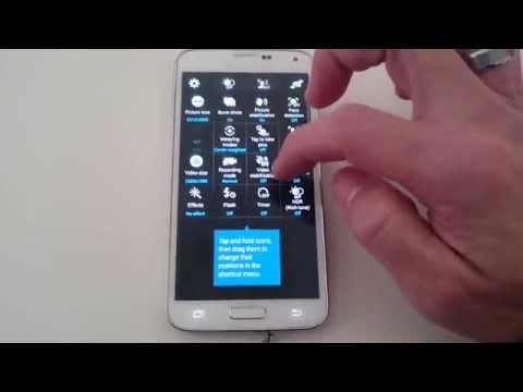 Galaxy S5: How to Make Camera Default Location SD Card (Photos / Videos)