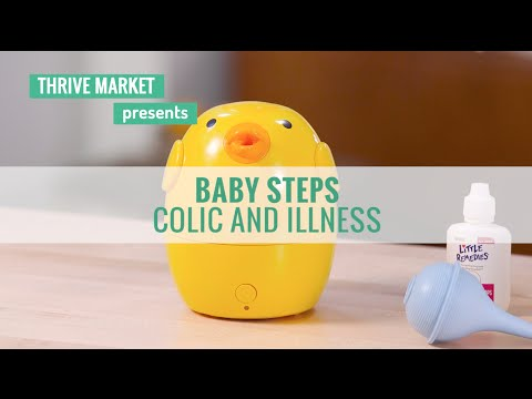 How to Care for a Sick or Colicky Baby