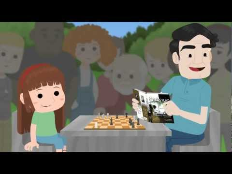 Chess is Child's Play - Trailer - by Laura Sherman (Teach your children how to play chess)