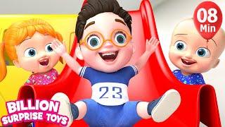 """Lots of Fun"" Playtime Song | Baby & Kids Songs - BillionSurpriseToys"