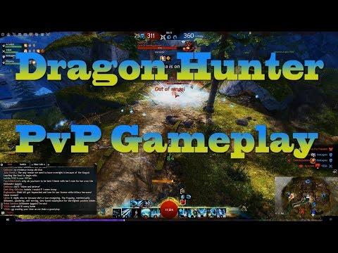 GW2 Dragon Hunter PvP Gameplay