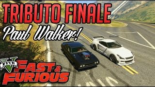 Fast & Furious 7 Tributo a Paul Walker! [GTA 5 Online Montage] by GTAPro