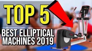 ✅ TOP 5: Best Elliptical Machine 2019