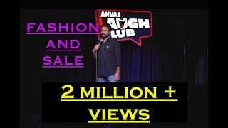 Fashion and Sale   Standup Comedy By Vijay Yadav