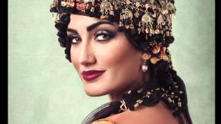 Helly Luv singing Kurdish song Shammamme and Jane jane remix