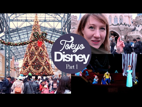 Tokyo Disneyland Part 1! Castle, Main Street, Peter Pan and Small World!