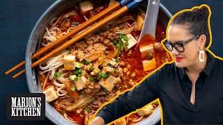 My all-time favourite spicy Chinese noodle soup recipe   Shanghai Hot Sauce Noodles