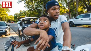 Lil Baby Reveals Young Thug Paid Him to Leave the Hood