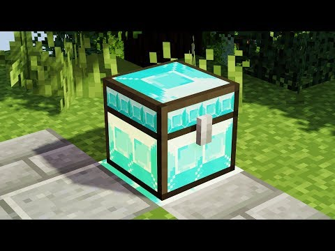 Minecraft: Custom Themed Chest [One Single Command] #1