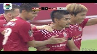 MITRA KUKAR (1) VS PERSIJA (3) - Highlight   Piala Presiden 2018