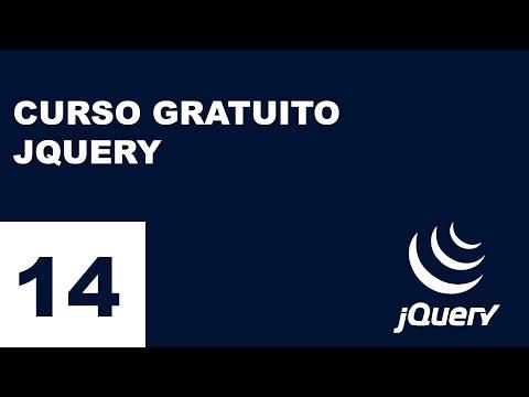 14.- Curso jQuery - Efectos