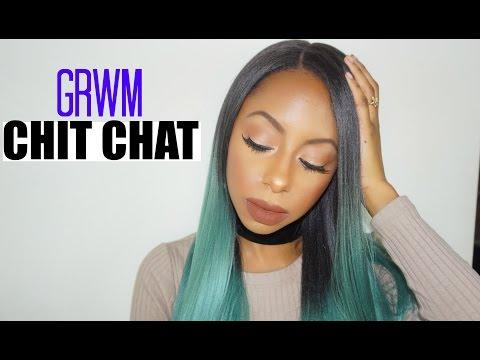 Chit Chat GRWM: Depression, Anxiety + Social Media!