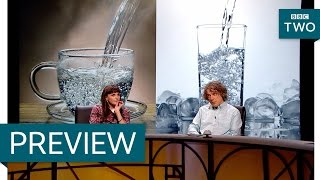 Do hot and cold water make different sounds? QI Series N Episode 3: Preview - BBC Two