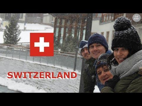 Switzerland -2017 Winter Tour | Grindelwald, Bern, Zermatt, Lucerne, Mt Titlis
