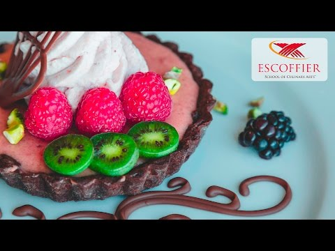 How To Make A Montmorency Cherry Chocolate Tart