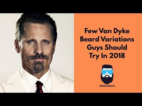 Have A Look At Van Dyke Beard Variations