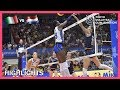 Netherlands Vs Italy Highlights Day 3 Womens Volleyball Olympic Qualification Tournament 2019