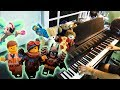 The LEGO Movie 2 - Everything's Not Awesome (piano & orchestra) mp3