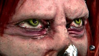 This Gruesome Animatronic is Straight From Your Nightmares