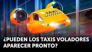 Los autos voladores estarán disponibles antes de lo que piensas