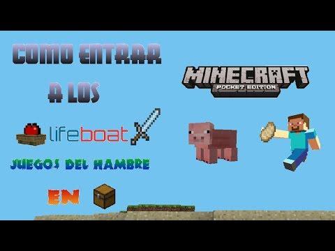 Survival Games Server - Minecraft Pocket Edition 0.8.1