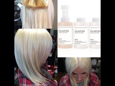 Olaplex Treatment | Damaged Hair to Healthy Hair |