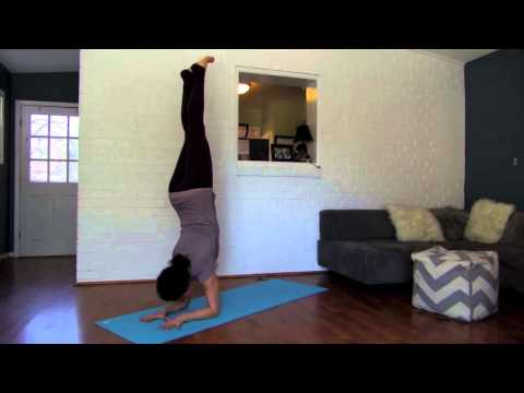 Forearm Stand for a Better Front Squat with Sima Tamaddon