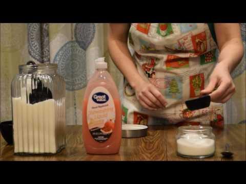 DIY Satin Hands Sugar Scrub Tutorial
