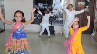 Kids fun dance on haanikaarak bapu Dangal