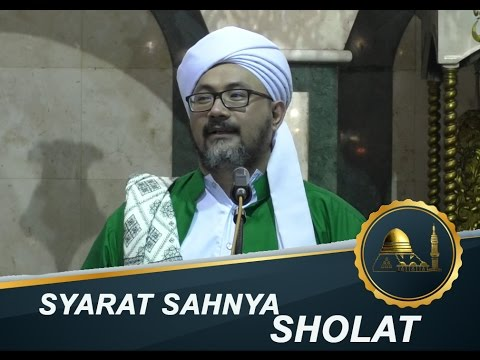 Majelis Rasulullah SAW - Al Habib Ja'far bin Muhammad Bagir Al Attas, 28-11-2016