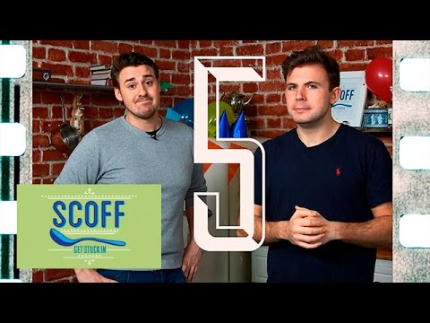 Scoff's New Year Countdown