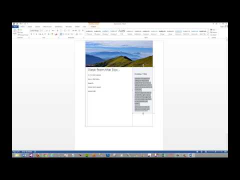 Create a new Template with Word | saleslifecycle.com