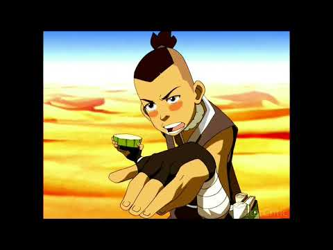 Sokka tells you to drink cactus juice for 10 hours