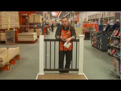 Trex Deck Railing for Pros - The Home Depot