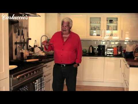 Antonio demonstrates how to make mushroom risotto - Part Two -