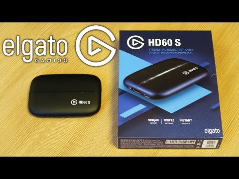 Elgato Game Capture HD60 S Test and Review!
